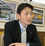 株式会社日動 代表取締役 前川 大輔氏