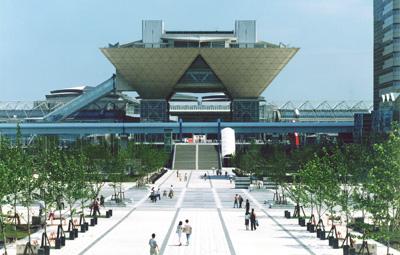 東京都 東京国際展示場設備改修...